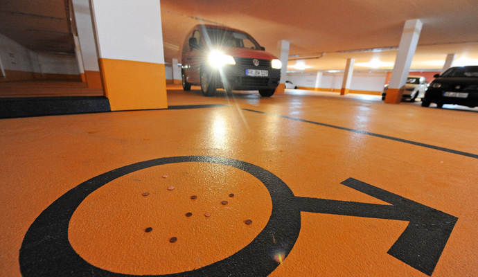 parkplatz m&auml