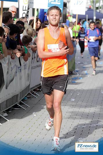SWPCityLauf 2015 Die Läufer beim Hauptlauf  7  Foto