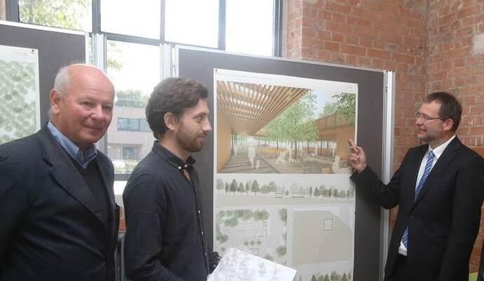 wildpark soll neuen eingangsbereich erhalten nachrichten. Black Bedroom Furniture Sets. Home Design Ideas