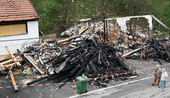 haus explosion suizidgefahr des mieters war aktenkundig. Black Bedroom Furniture Sets. Home Design Ideas