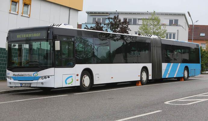 Ersatzverkehr Pforzheim