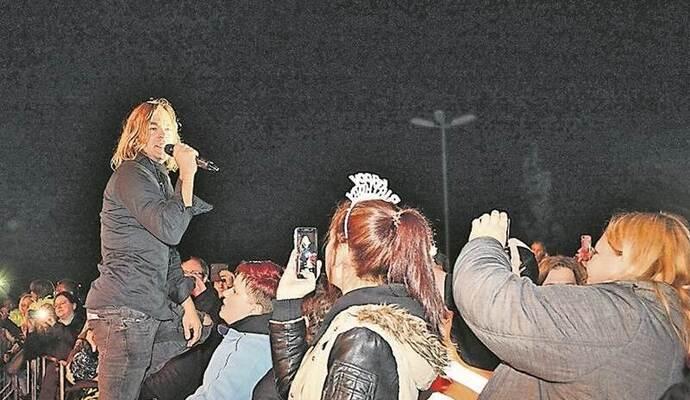 """KultBand """"Münchner Freiheit"""" mobilisiert Fans vorm"""