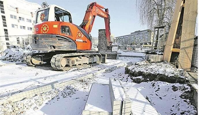 Baustellen Enzkreis