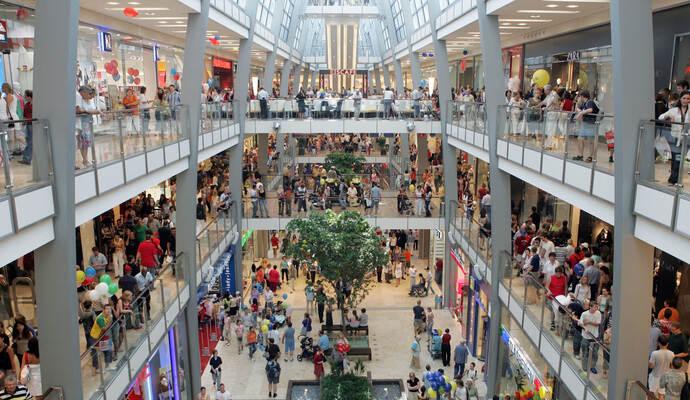 Karlsruhe Einkaufscenter