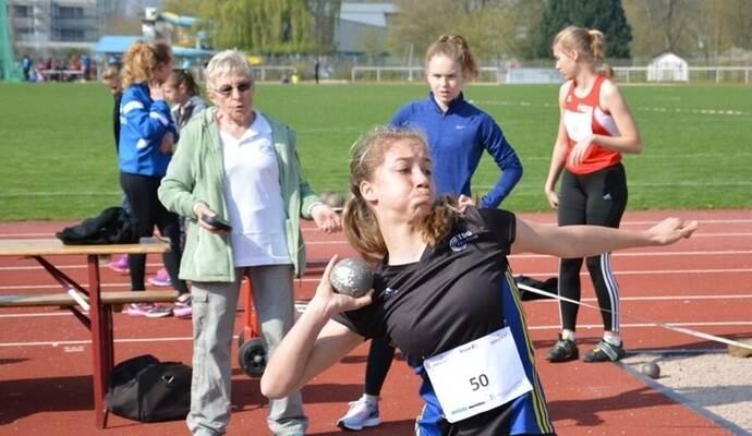 Einen Doppelsieg feierte Maya Rogée von der TSG Niefern. Privat