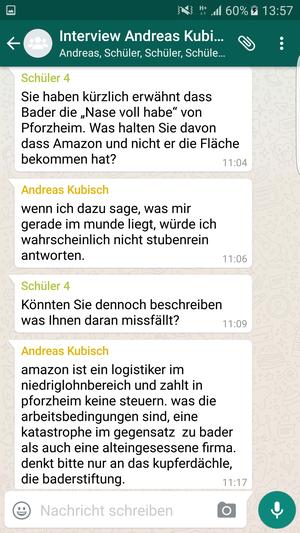 bilder chat Pforzheim