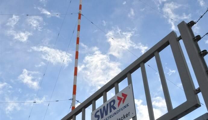 Bedrohtes Wahrzeichen: der Sender in Mühlacker. Foto: PZ-Archiv
