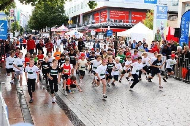 Ansbacher City Lauf : ERGEBNISSE 91