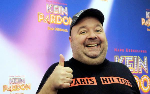 Comedystar Dirk Bach Uberraschend Gestorben Deutschland