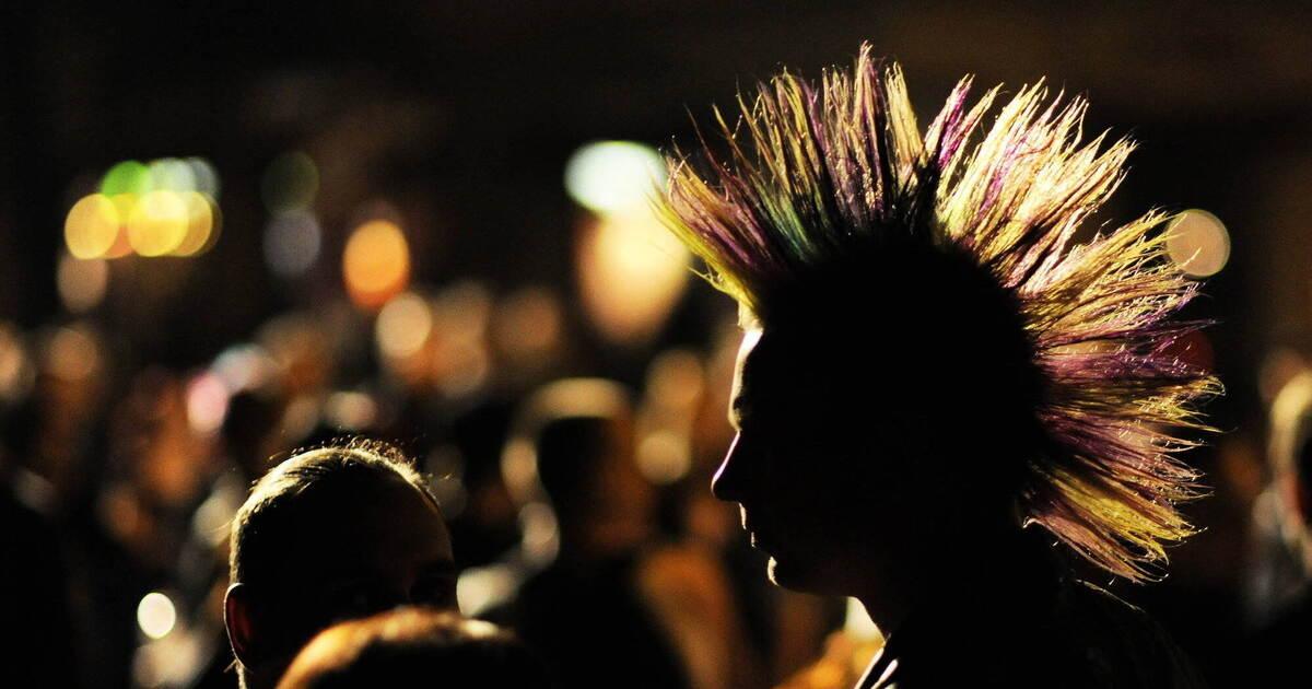 Großeinsatz: Punks wollen in Substage eindringen - Baden