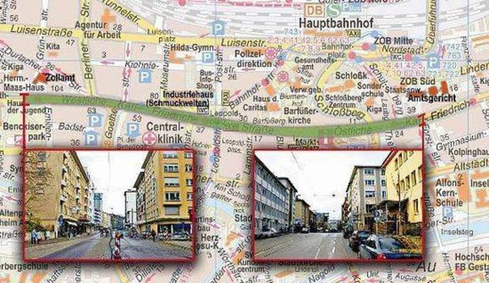 Plan Für Tunnel Unter Leopoldplatz Ausgearbeitet
