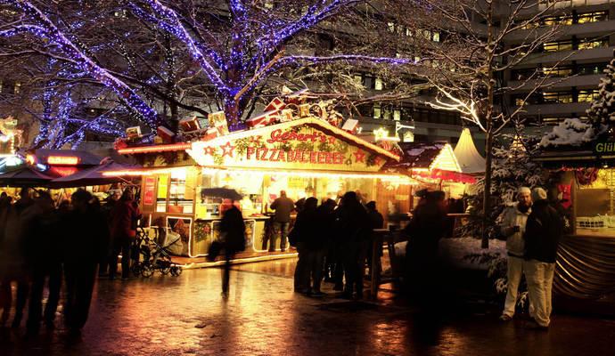 Weihnachtsmarkt Pforzheim öffnungszeiten