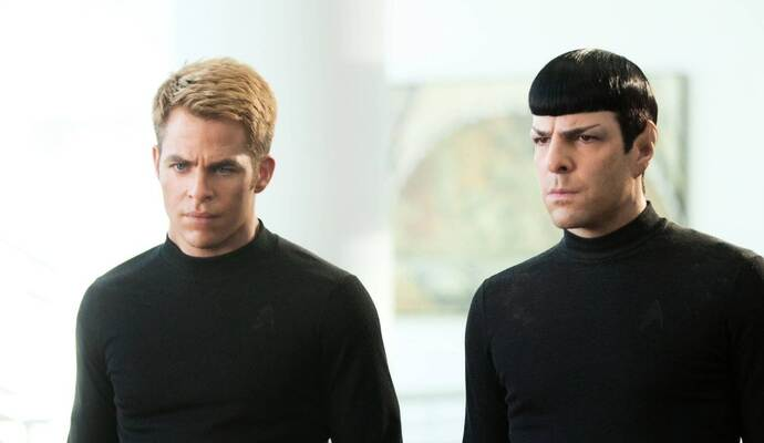 Star Trek - Into Darkness: Inhalt und Trailer.