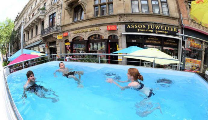 Schwimmbad Karlsruhe