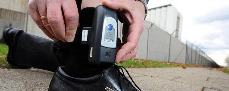 Elektronische Fußfessel Abnehmen