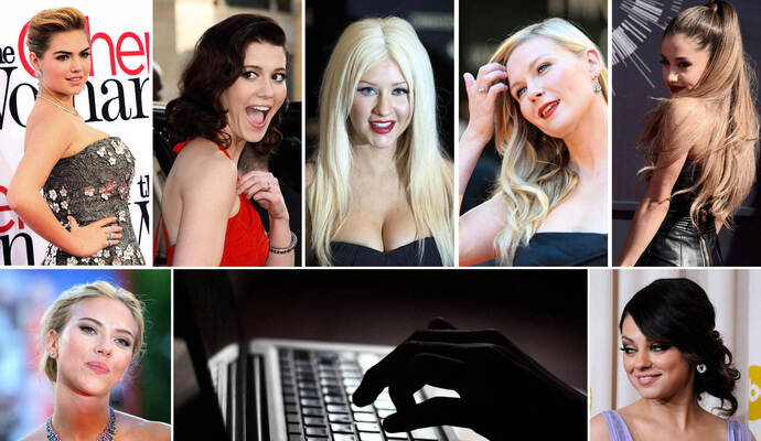 Hollywood Nacktfotos