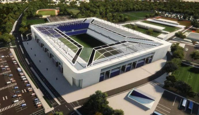 Neues Wildparkstadion