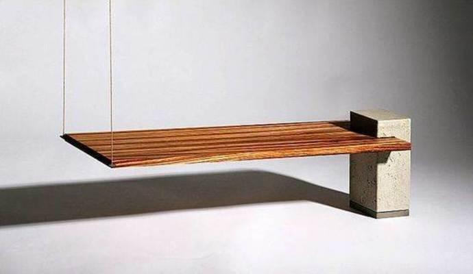 m bel mit gewicht beton setzt design akzente service. Black Bedroom Furniture Sets. Home Design Ideas