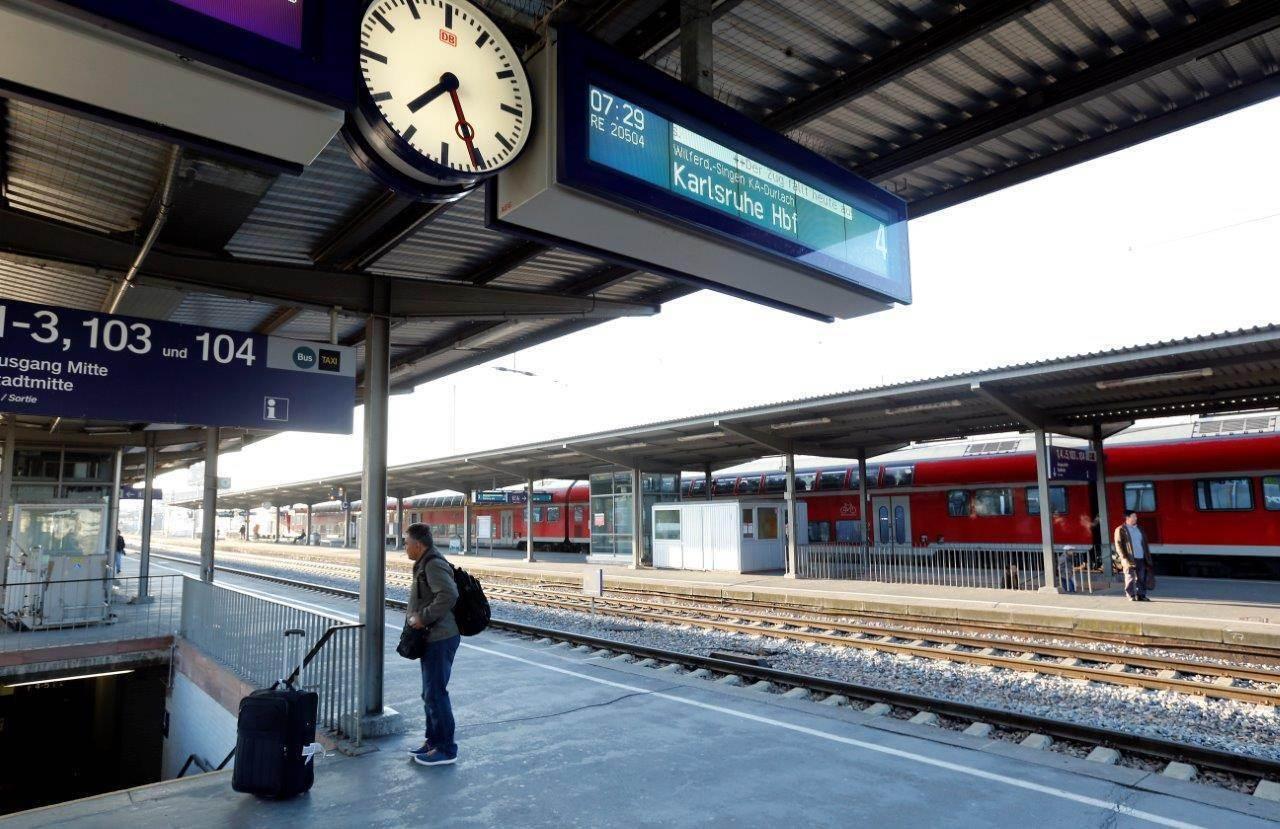 Liveticker Bahnstreik