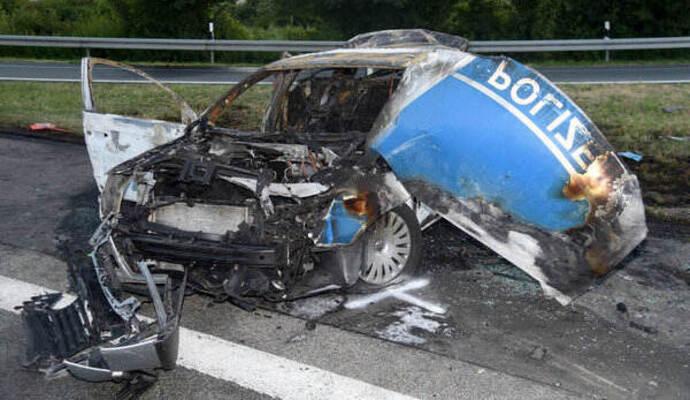 Verkehrsunfall A44 Heute