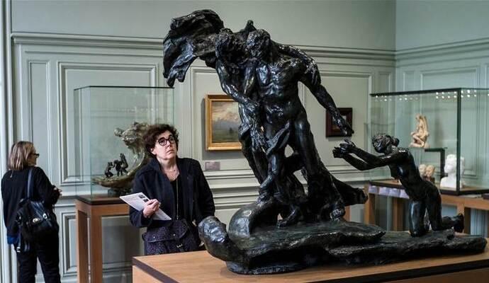 Rodins Werke in neuem Licht - Kultur - Pforzheimer Zeitung