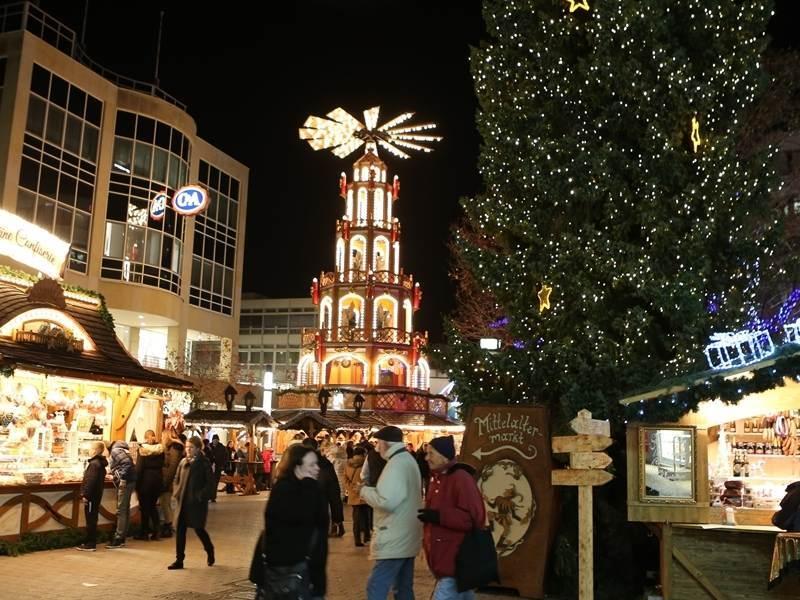 Pforzheim Weihnachtsmarkt 2021