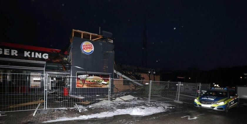 Burger King Pforzheim Wilferdinger Höhe