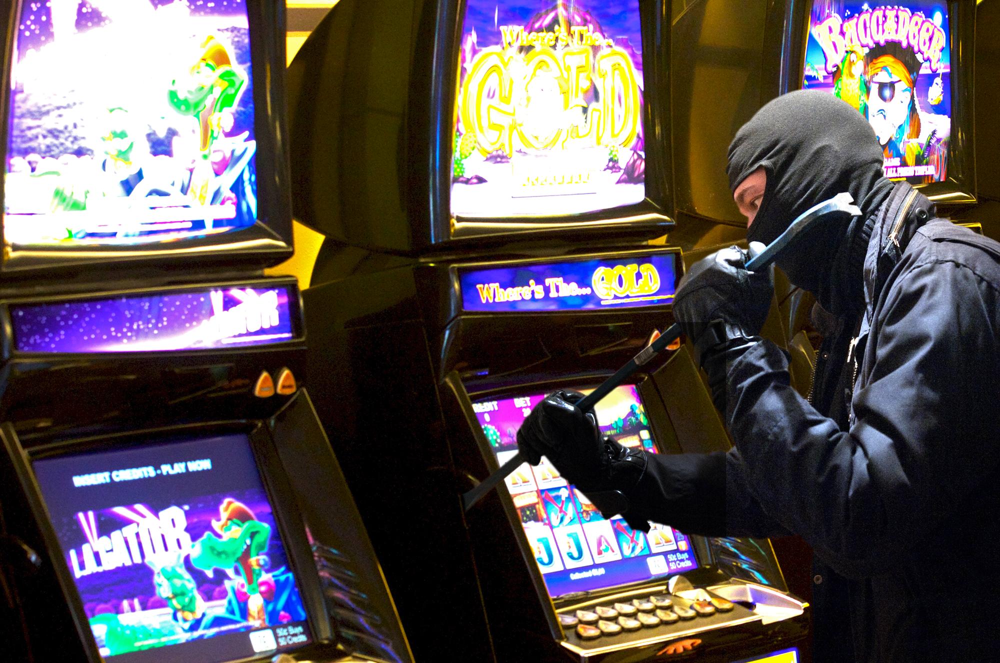 menü einstellungen spielautomat