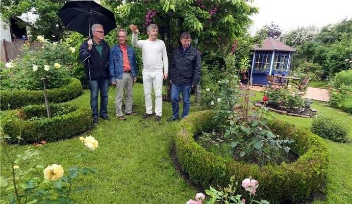 Gartenbesitzer l ften ihre geheimnisse nachrichten aus dem enzkreis und dem landkreis calw - Gartenbau bretten ...
