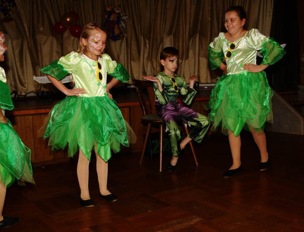 Feenparty Dance Kids 2E9J9223PFG
