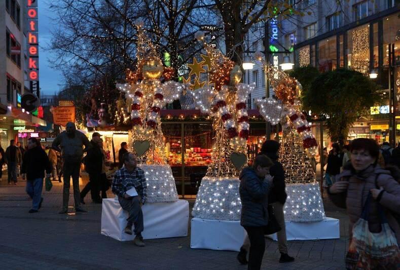 Pforzheim Weihnachtsmarkt