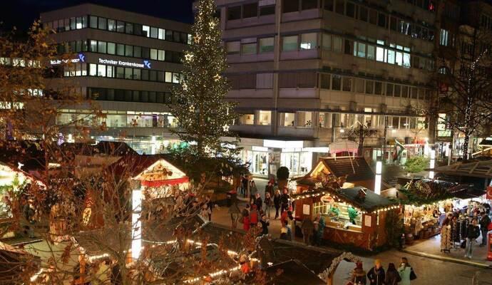 Pforzheimer Weihnachtsmarkt.Weihnachtsmarkt Pforzheim Italiaansinschoonhoven