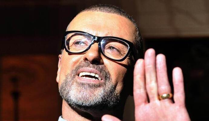 George Michael 2011 in London. Foto: Andy Rain