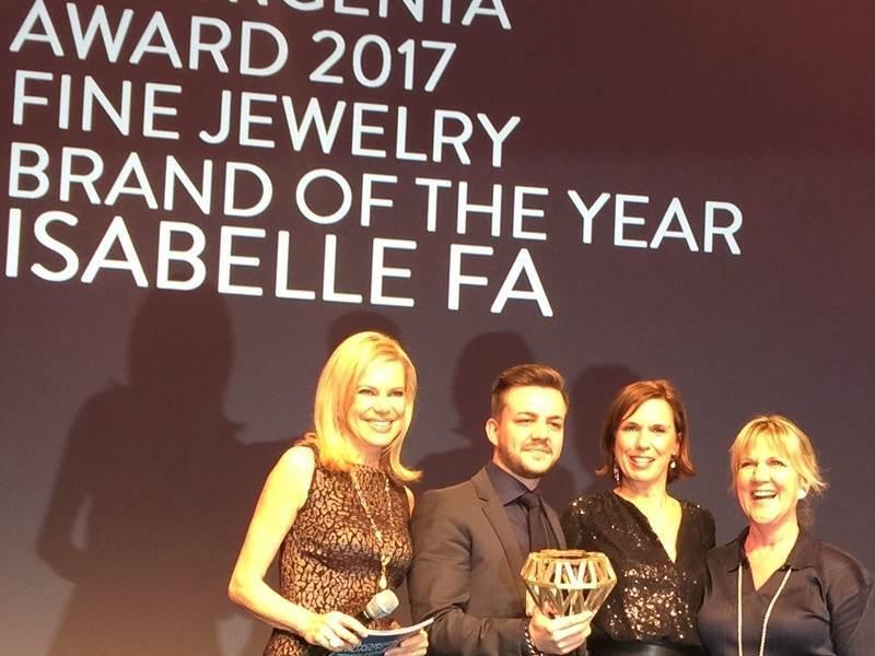 Isabelle Fa glänzt mit Inhorgenta-Award - Wirtschaft
