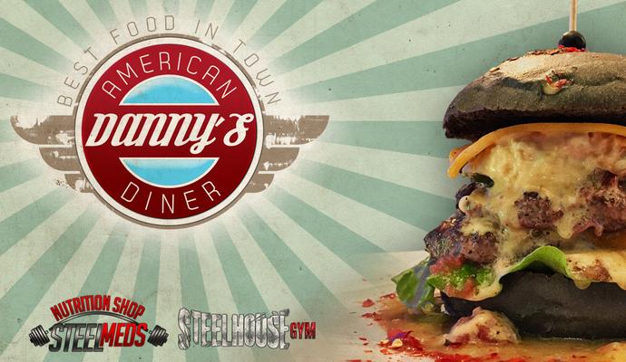 Dannys Diner Lockt Mit Verschiedenen Burger Variationen