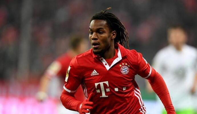 Der AC Mailand hat Interesse an Bayerns Renato Sanches. Foto: Peter Kneffel