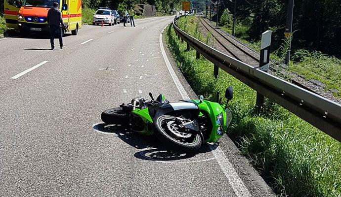Unfall Albtalstrecke Heute