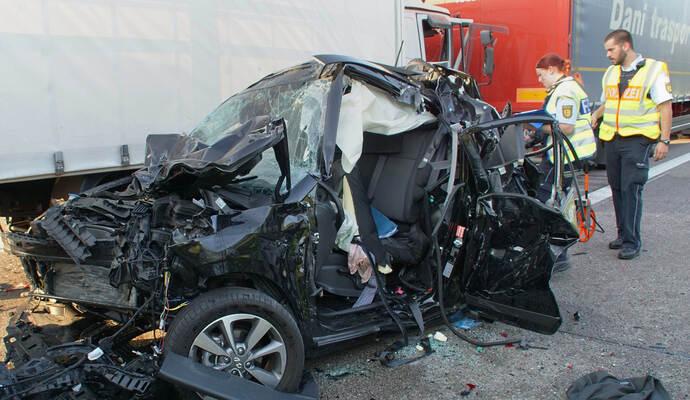 Tödlicher Unfall Heute Nacht