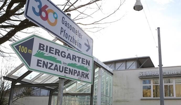 Biergarten Pforzheim