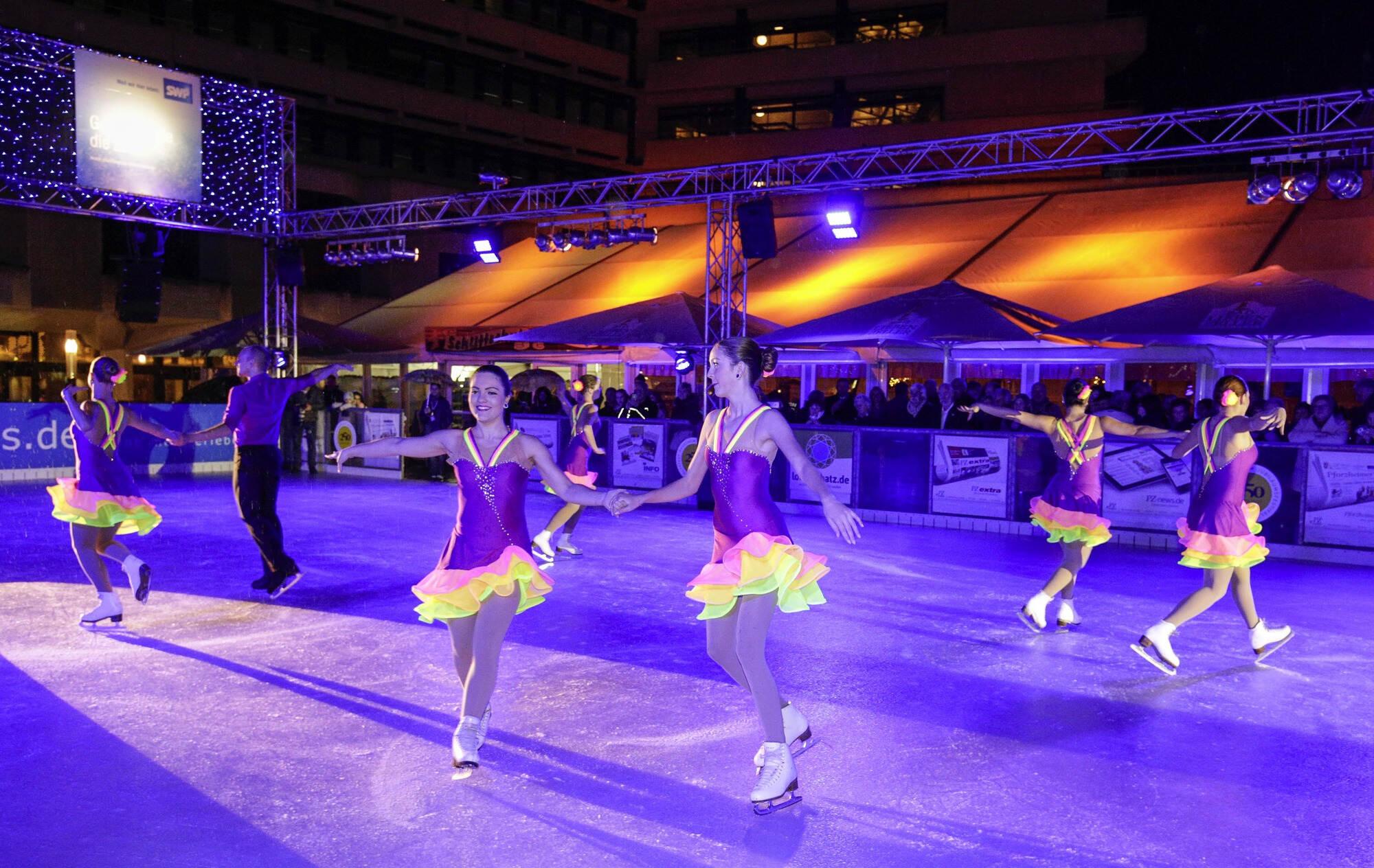 City On Ice Pforzheim