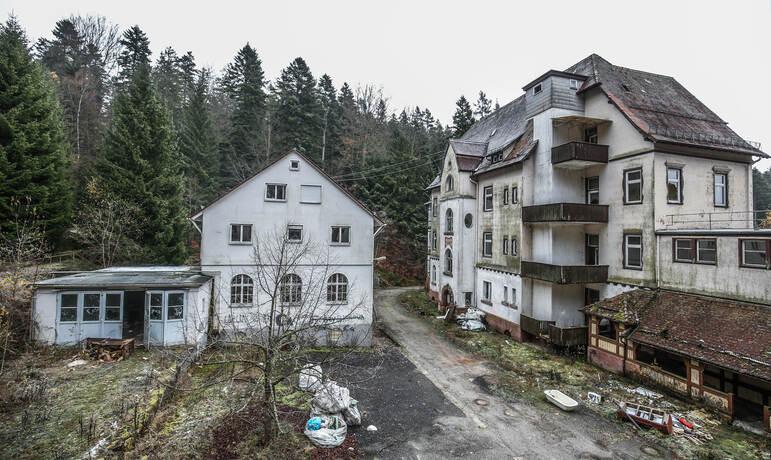 Herrenlose Häuser Liste