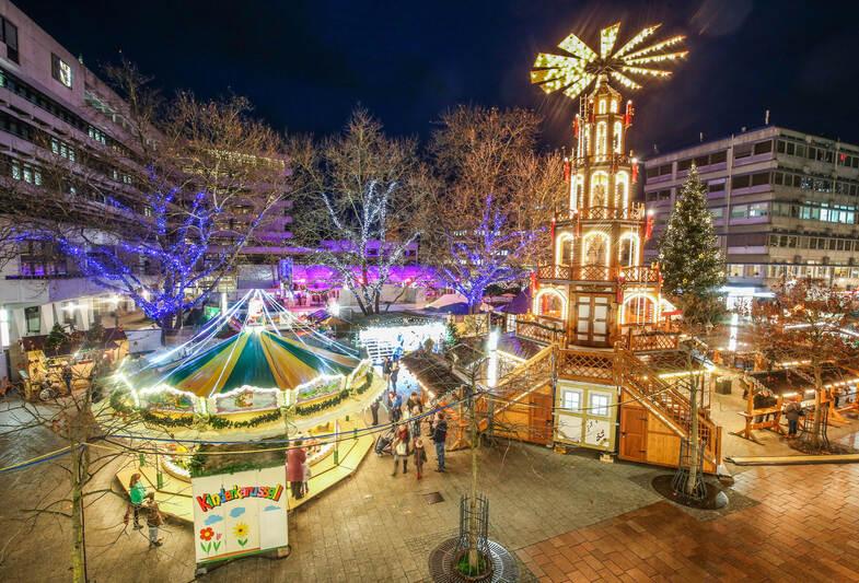Weihnachtsmarkt Pforzheim Mittelalter