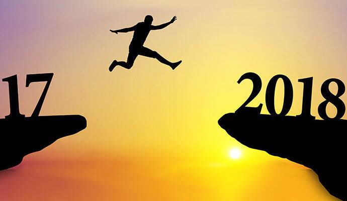 Mit Schwung und guten Vorsätzen ins neue Jahr - Nachrichten aus dem ...
