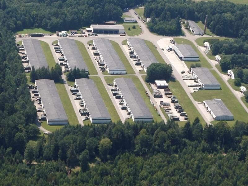 Bundeswehr Depot