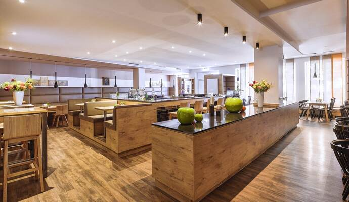 restaurant goll regionale k che in modernem ambiente service pforzheimer zeitung. Black Bedroom Furniture Sets. Home Design Ideas