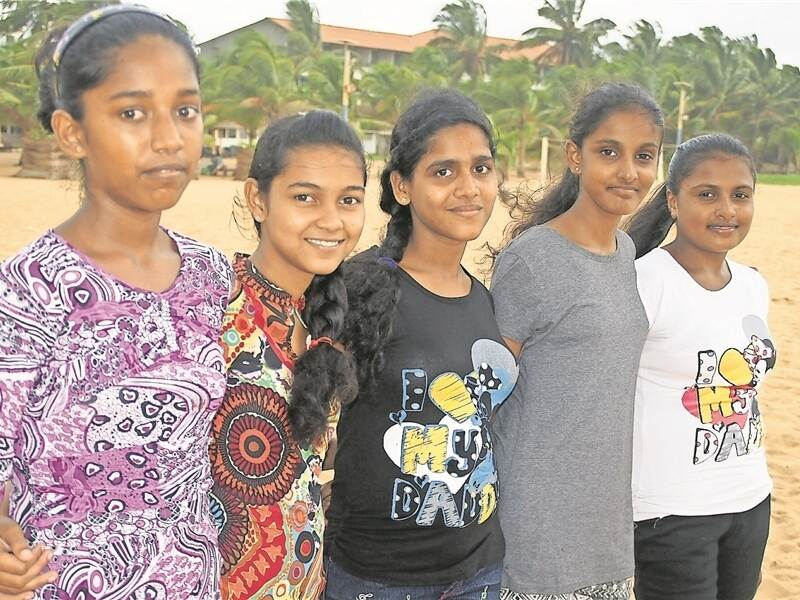 Single frauen aus sri lanka