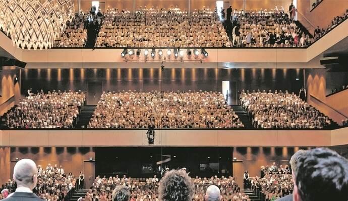 Baden Baden Veranstaltungen Festspielhaus