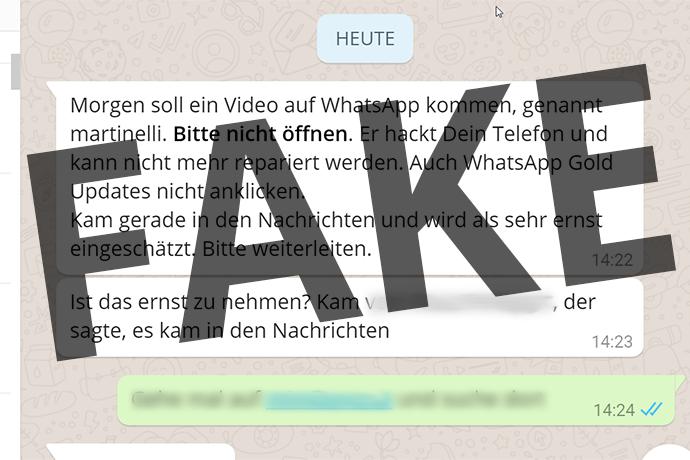 whatsapp ohne absender