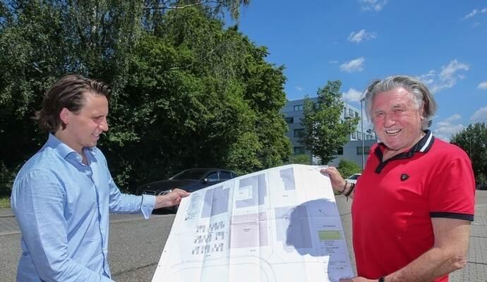 Eine Heimstatt für Oldtimer: Oldie Town Pforzheim soll Platz für ...