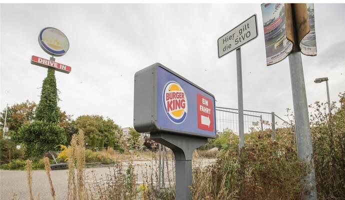 Kehrt Burger King Auf Die Wilferdinger Höhe Zurück Nachrichten